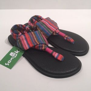 Sanuk Yoga Sling 2 Print Sandals